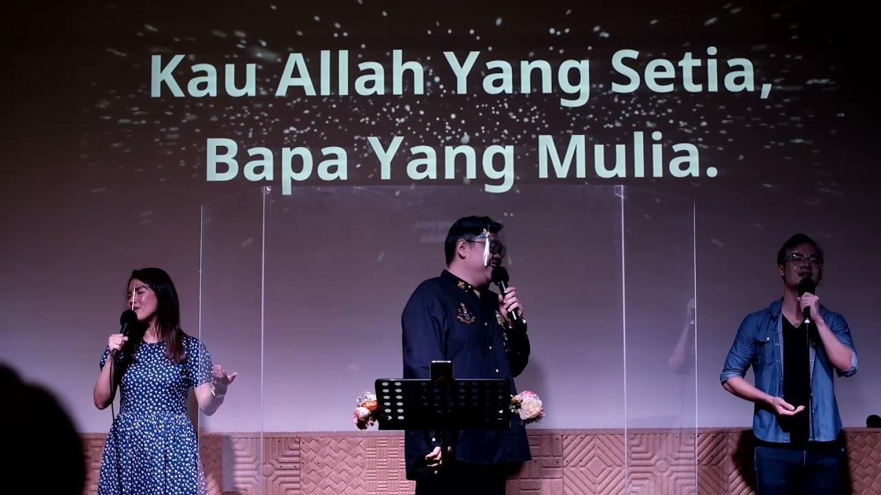 25 April 2021: Melihat Allah ~ Ps Steven Phang