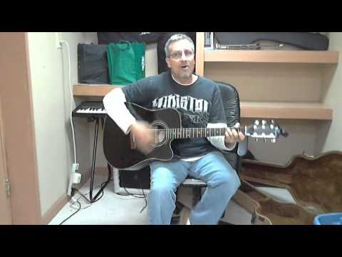 I Write The Songs - Barry Manilow Acoustic Cover