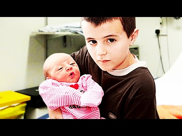 Jüngste schwangerschaft. Kinderwunsch über Facebook