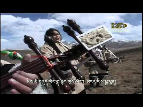 Tibetan song 2011 - Mngari Guitar  ( 01 ) by Black Land Band