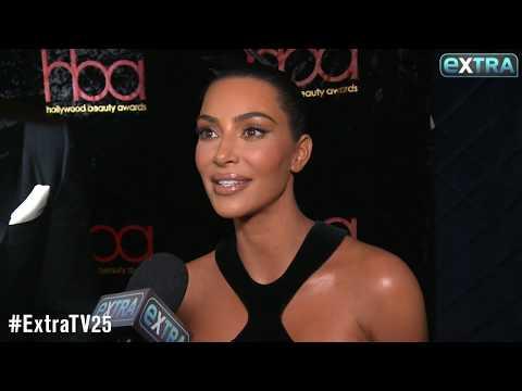 Kim Kardashian Dishes On Kanye West's Gone-Viral Valentine's Day Gift