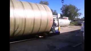 Резервуары из стеклопластика(Накопительные резервуары из стеклопластика применяются: для сбора сточных вод; для сбора и хранения химика..., 2014-07-22T10:51:36.000Z)