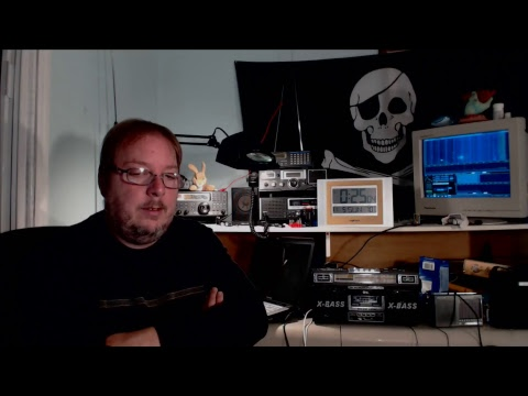 Shortwave radio live show Saturday November 4th 2017