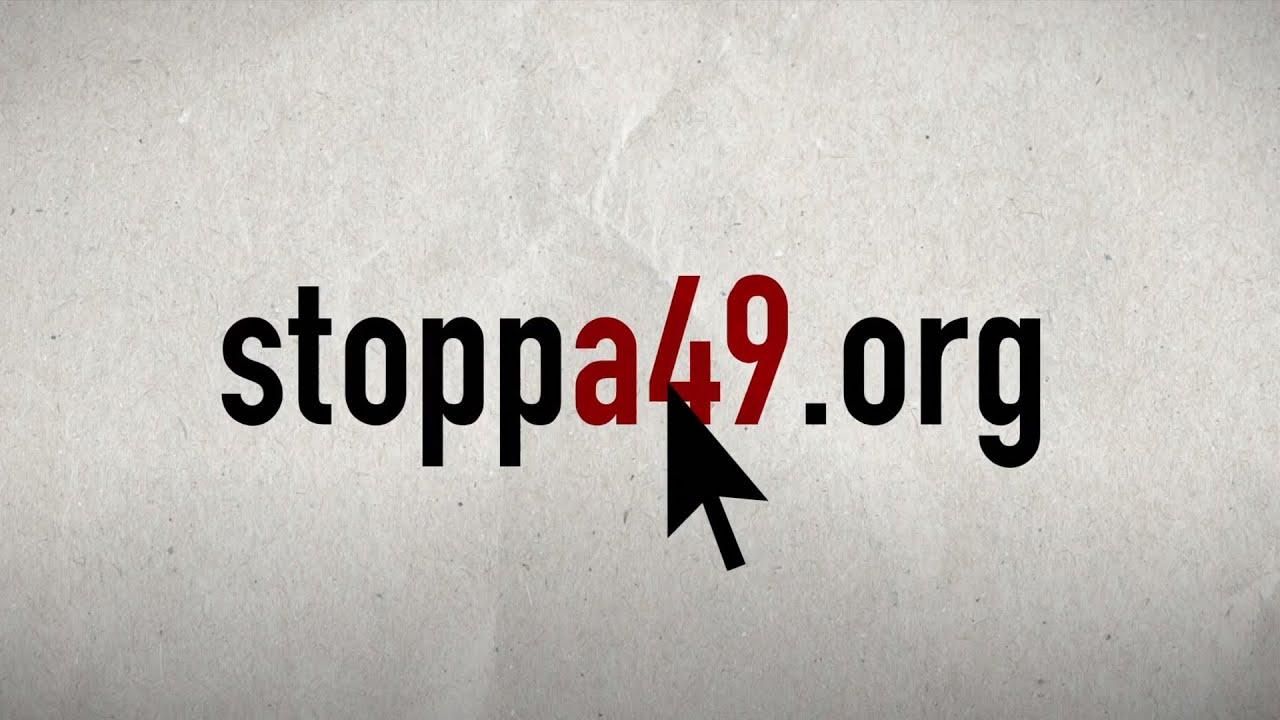 """""""StoppA49"""" Animationsfilm"""