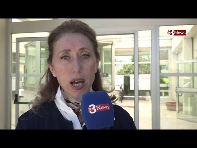 L'assessore del comune di Trapani, Rosalia D'Alì, interviene sull'aeroporto di Trapani