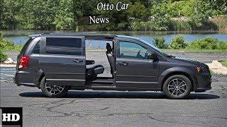 HOT NEWS  !!!! 2018 Dodge Grand Caravan Exterior Overview