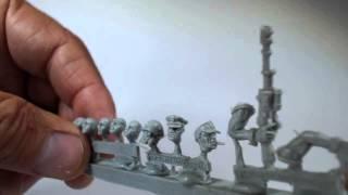 Victoria Miniatures Unboxing