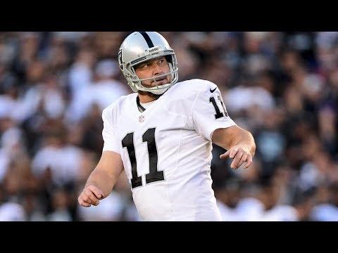 Sebastian Janikowski Career Highlights Oakland Raiders K | ᴴᴰ