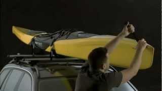 Крепление для каяка - THULE 873 Hydroglide(, 2012-06-06T12:32:51.000Z)