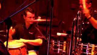 Son de Tikizia - Timbales solo con saborrrr, Jazz Cafe San Pedro