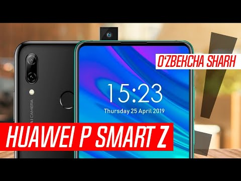 Huawei P Smart Z Sotib Olishga Arziydimi? 🤔
