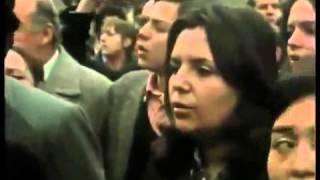 En el funeral de Neruda  la Internacional 1973