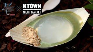 KCON Food Street x KTOWN Night Market