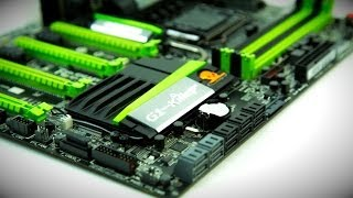 Игровой ПК G1.SNIPER GTX 780 OC SLI, i7 - 4770K