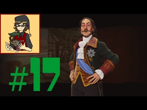 "Civilization 6 (Russia - Standard/Immortal) (17) - ""Peace for Our Time."""
