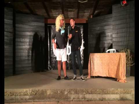 Cabaret all'Atlantis Club Stintino, Hotel I Velici  22-09-2014 in Sardegna