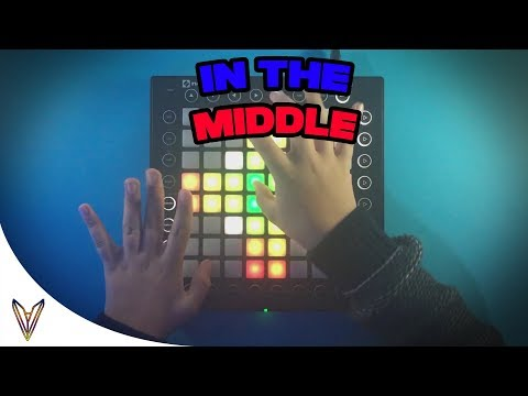 Artistic Raw ft. IDA - In The Middle//Launchpad Cover