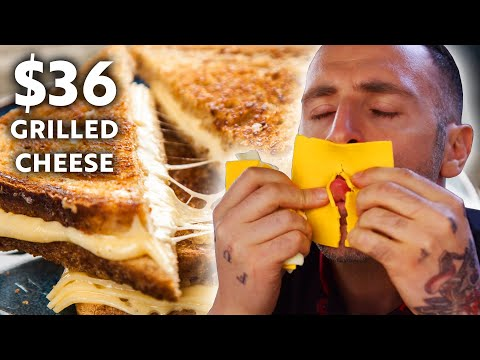 Shut Up and Buy This $36 Grilled Cheese