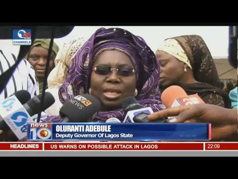 News@10: Muslims Across Nigeria Mark End Of Ramadan 06/07/16 Pt 1