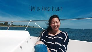 Newport Mansions, Rhode Island! Travel Vlog/Video~!