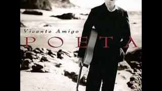 Vicente Amigo   Poeta   Pleamar + Amor dulce muerte