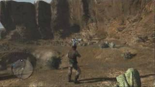 Red Dead Redemption - Easter Egg - Ojo del Diablo