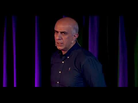 an entrepreneurial movement create dynamic society | Dr. Kourosh Khosravi | TEDxUniversityOfIsfahan