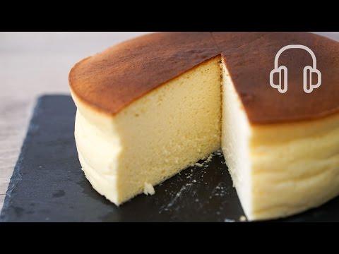 スフレ チーズケーキの作り方