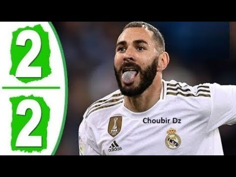 Real Madrid Vs Psg 2 2 Uefa Champions League 26 11 2019 Youtube