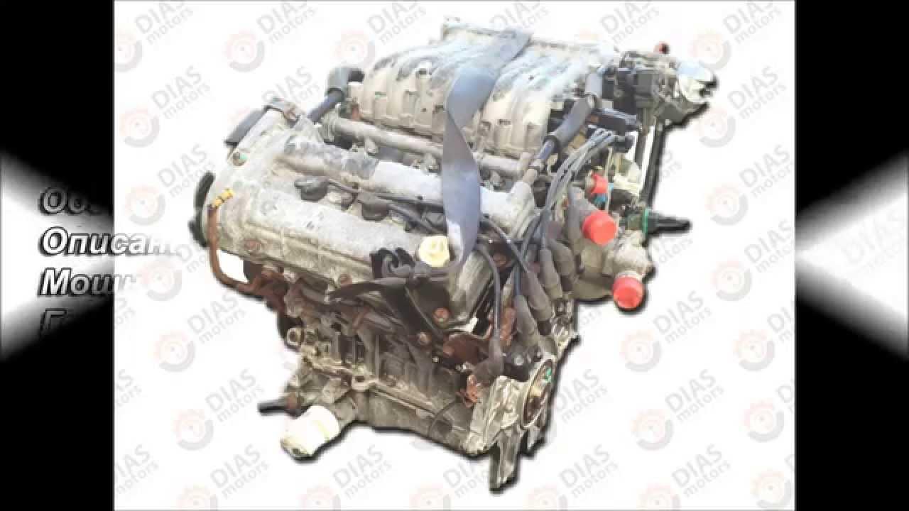 Контрактный бу двигатель 2UZ FE на Toyota Land Cruiser