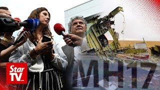 Dutch relatives of MH17 victims react to prosecution of four suspects