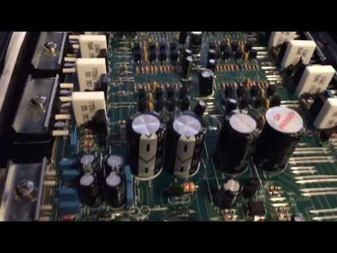 Blown amplifier ???? Rockville audio amp