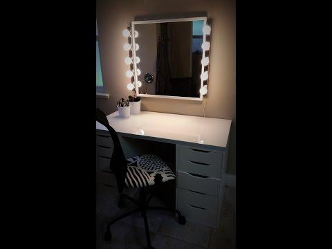 Full Ikea Vanity!!!