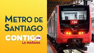 ¿Cuánto demorará el Metro en volver a la normalidad? - Contigo en La Mañana