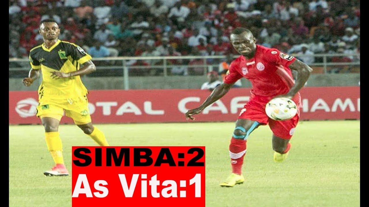 Download Magoli Yote SIMBA VS As Vita  2-1...Simba Kutisha Nyumbani