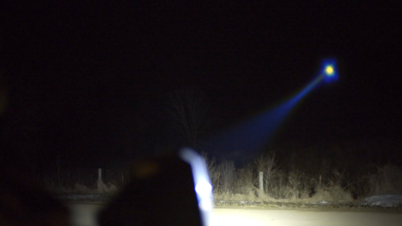 Acebeam K70 Flashlight The New Throw King