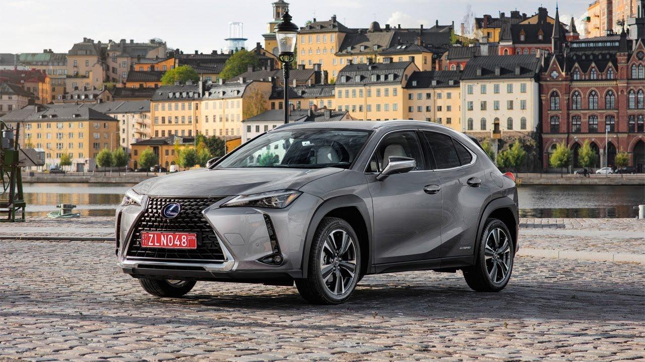 2019 Lexus UX 250h (Grey) - YouTube