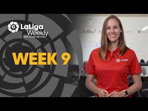 LaLiga Weekly Week 9