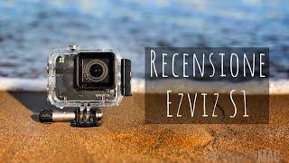 Recensione Ezviz S1 acton cam - La prima recensione in Italia