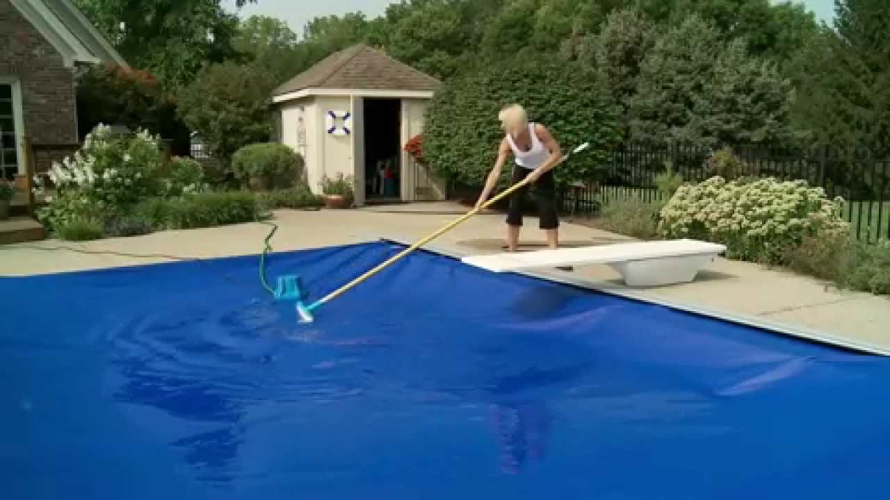 Maintenance And Care For An Automatic Pool Cover Youtube