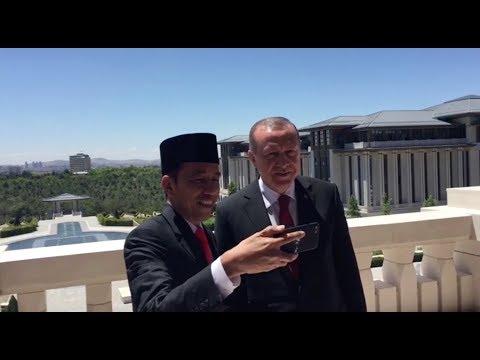 #JKWVLOG Jumpa Kembali dengan Presiden Erdogan