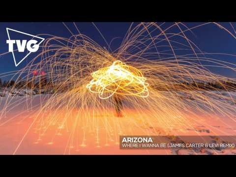 A R I Z O N A - Where I Wanna Be (James Carter & Levi Remix)