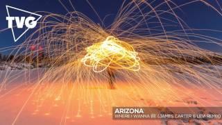 ARIZONA - Where I Wanna Be (James Carter & Levi Remix)
