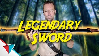 Saving the world can be quite expensive - Legendary Sword