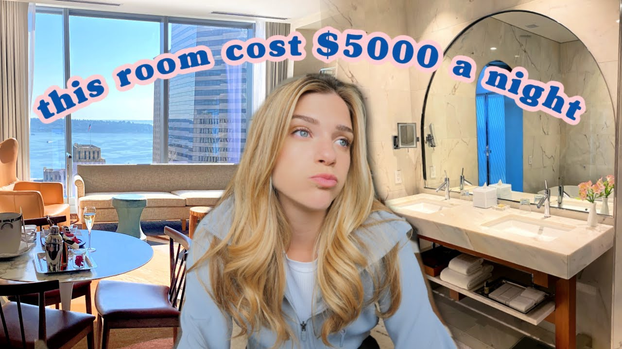 Download I Stayed in Seattle's Most Expensive Hotel - Week In My Life