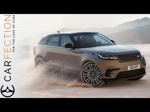 Range Rover Velar: Driving The Future - Carfection