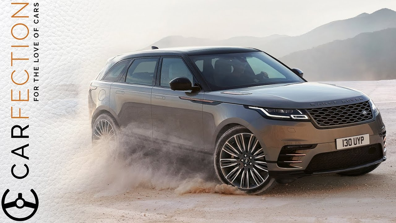 4732124d2b Range Rover Velar  Driving The Future - Carfection - YouTube
