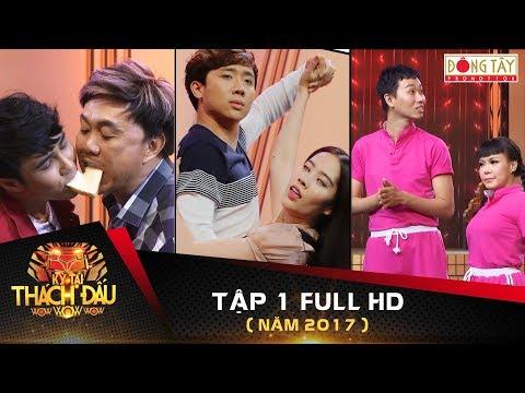 Kỳ Tài Thách Đấu 2017 | Tập 1 Full HD: TRẤN THÀNH, TRƯỜNG GIANG, VIỆT HƯƠNG, NAM EM (24/9/2017)