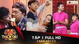 Kỳ Tài Thách Đấu 2017 | Tập 1 Full HD: Việt Hương nhắc tình cũ Mai Hồ trước mặt Trấn Thành