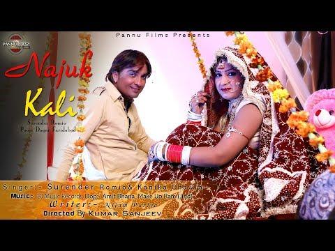 नाजुक कली || Najuk Kali || New Haryanvi Song || Surender Romio || Pooja Dagar || Pannu Films